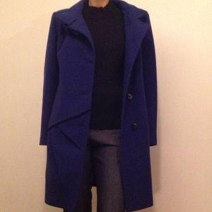 Jackets & Blazers - Wool/cashmere coat